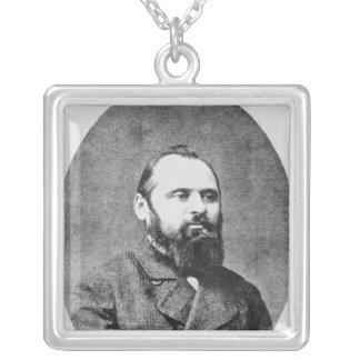 Mily Balakirev Colgante Cuadrado