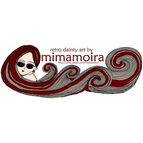 Mima MOiRA Logo print