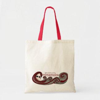 Mima MOiRA Logo Tote Bag