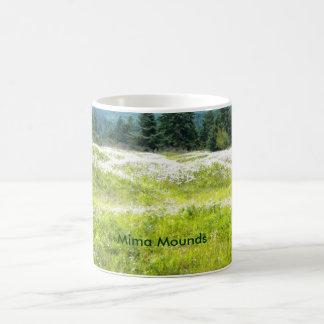 Mima Mounds Coffee Mug