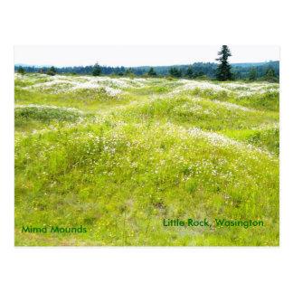 Mima Mounds, Little Rock, Wasington Postcard