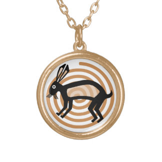 Mimbres Rabbit Necklace