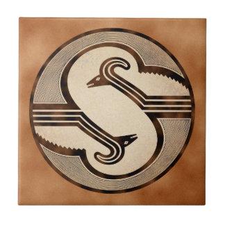 Mimbres Rams Ceramic Tiles