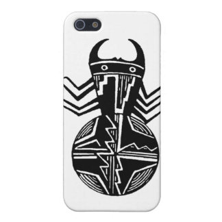 Mimbres Spider #3 Covers For iPhone 5