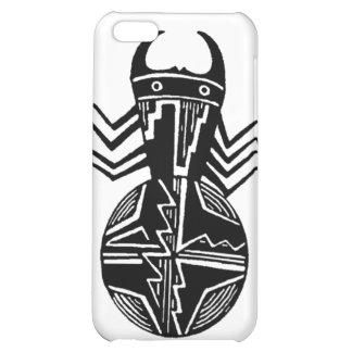 Mimbres Spider #3 iPhone 5C Cases