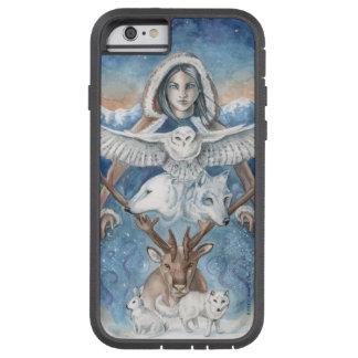 """Mime caso original del iPhone del arte del Funda Tough Xtreme iPhone 6"