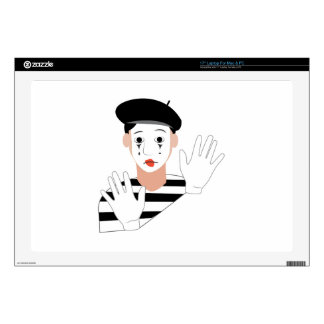 Mime Decals For Laptops