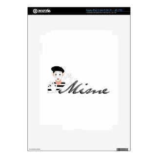 Mime iPad 3 Skin