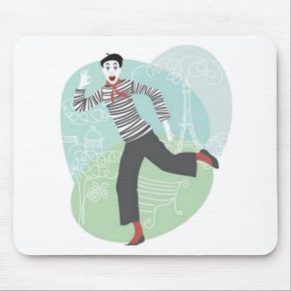 Mime Mouse Pad
