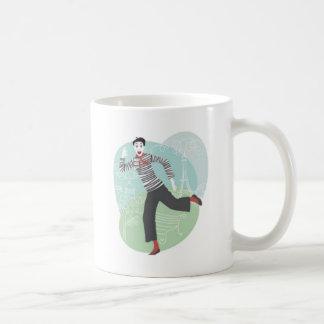 Mime Classic White Coffee Mug