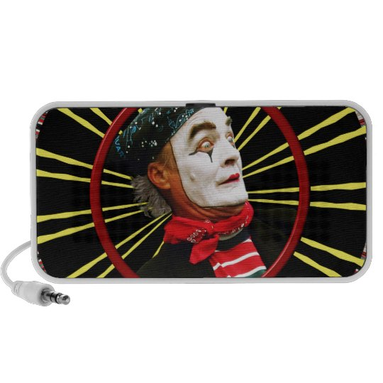 Mime Scared 2 Portable Speaker