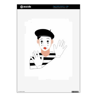 Mime Skins For iPad 2