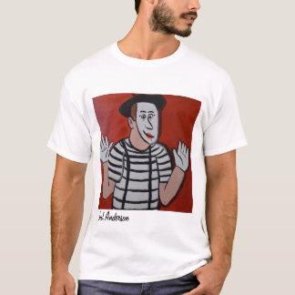 Mime T-Shirt adult medium