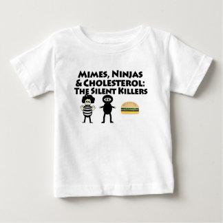 Mimes, Nijas & Cholesterol Infant T-shirt