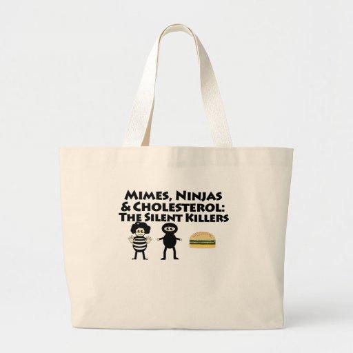 Mimes, Nijas y colesterol Bolsas