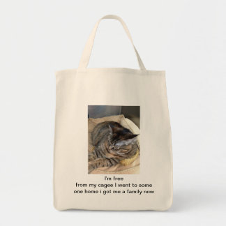 mimi is free tote bag