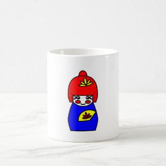 Mimi (Kokeshi Doll) Mugs