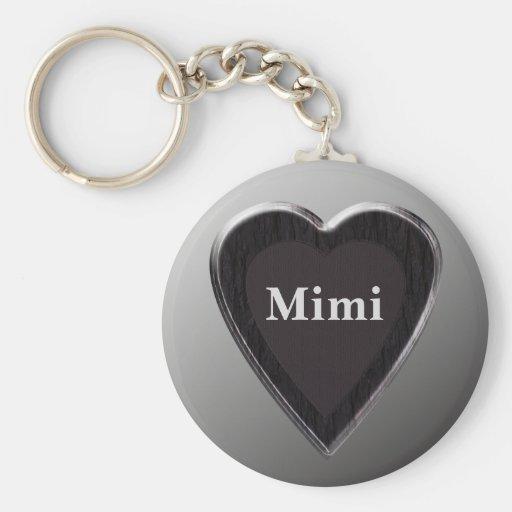 Mimi llavero del corazón