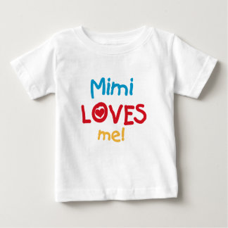 Mimi Loves Me T-shirts and Gifts