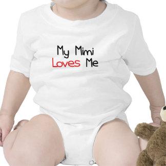 Mimi Loves Me Shirts