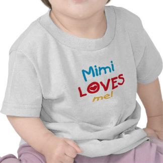 Mimi me ama las camisetas y los regalos