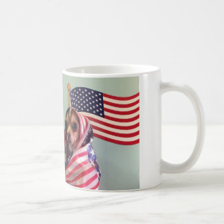 Mimi Morris coffee cup, yay Classic White Coffee Mug