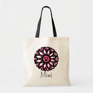 Mimi Pretty Flower Tote Bag
