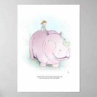 MiMi Ventures - Mia and Harold Poster