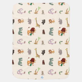 MiMi Ventures - Mia, Ele and Mouse Stroller Blanket