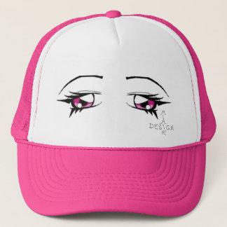 Mimie Design Trucker Hat