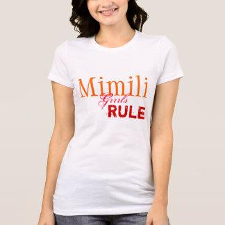 Mimili Grrrl T-shirt