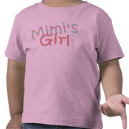 Mimi's Girl Toddler Shirt