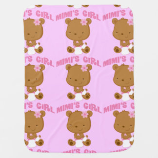 Mimis Girl Swaddle Blankets