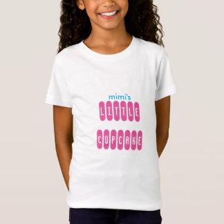 Mimi's little Girl cupcake T-shirt