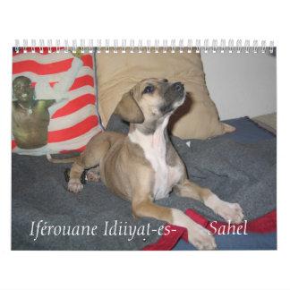 Mimi's Zoo Calendar