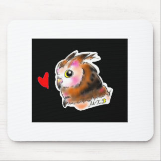 mimizuku mouse pad
