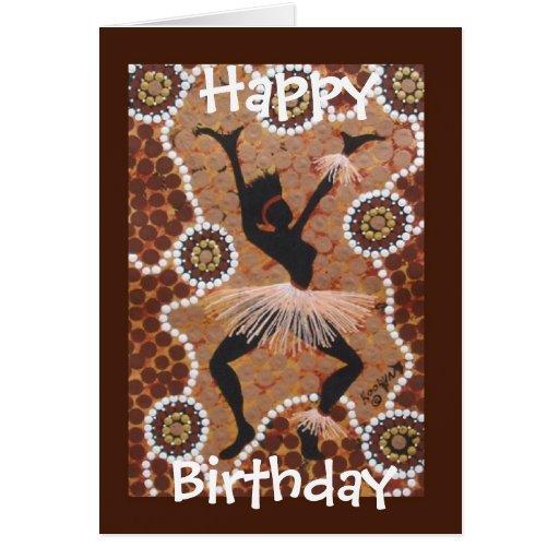 Mimmi tarjeta de cumpleaños del alcohol
