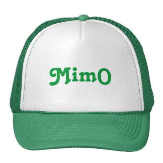 MimO Trucker Hat