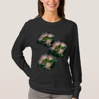 Mimosa and honey bees T-Shirt