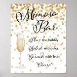 """Mimosa Bar Wedding Sign Gold<br><div class=""""desc"""">Mimosa Bar Sign Printable,  Wedding Signs Printable,  Bridal Shower Sign,  Pink Bridal Shower Decor Printable Sign,  Juice Tags</div>"""