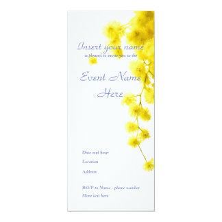 Mimosa Card