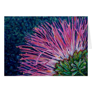 Mimosa Fine Art Greeting Card by Selah Gay