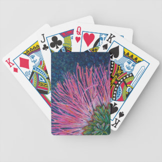 Mimosa Flower Playing Cards