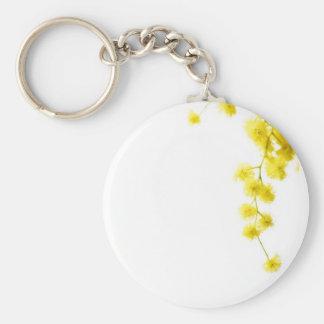 Mimosa Keychain