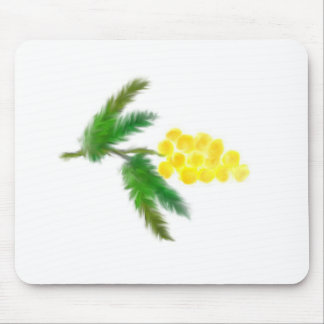 Mimosa Mouse Pad