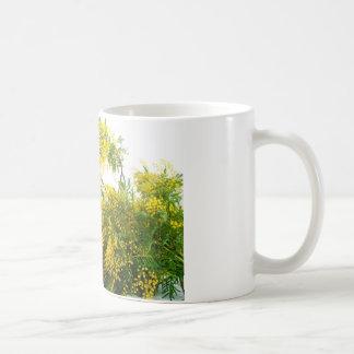 Mimosa Classic White Coffee Mug