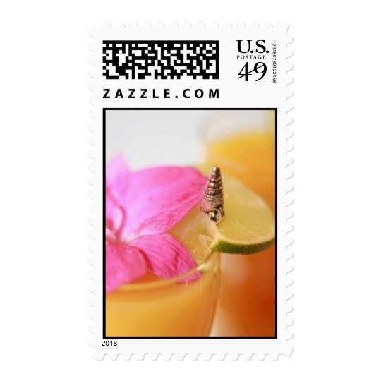 Mimosa Stamp