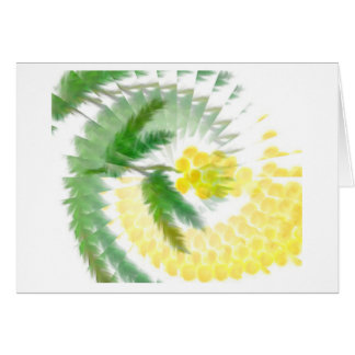 Mimosa Swirl Cards