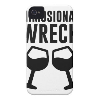 Mimosional Wreck iPhone 4 Cover