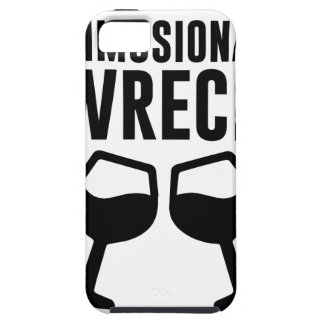 Mimosional Wreck iPhone SE/5/5s Case